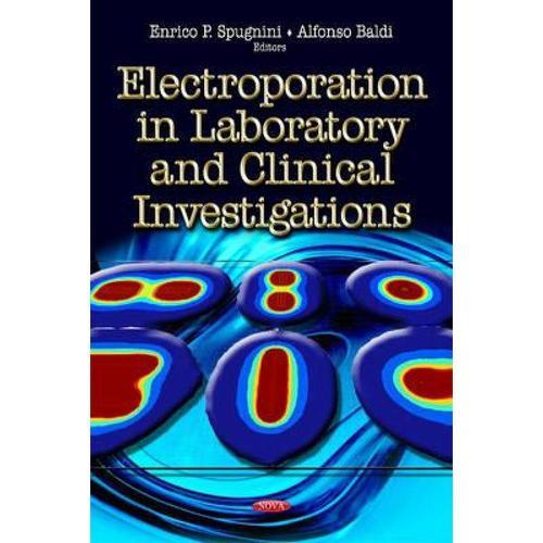 预订 electroporation in laboratory and clinical i