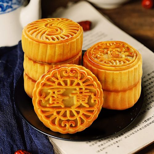 纯正黑芝麻月饼中秋节散装广式老式五斤传统手工糕点