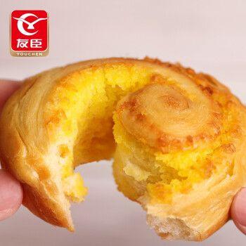 友臣椰蓉面包整箱450g营养美食点心网红零食小吃休闲食品学生早餐糕点