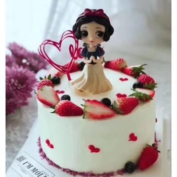 生日蛋糕预定全国同城专人配送儿童祝寿巧克力水果奶油网红蛋糕