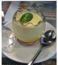 玻璃鸡蛋壳布丁瓶 可爱鸡蛋形酸奶杯 礼品瓶 迷你零食