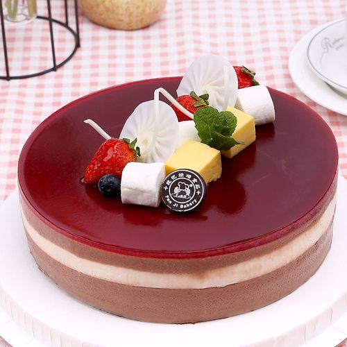 慕斯蛋糕多样式混合口味(需提前2天下单)
