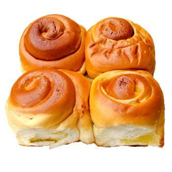 蜂蜜小面包脆底学生营养早餐零食手撕夹心红豆沙老式蛋糕整箱 绿豆沙