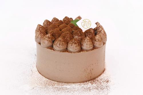 5寸巧克力小蛋糕