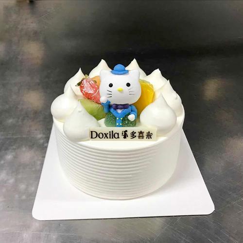 小4寸蜜语kitty蛋糕*1个(冷)