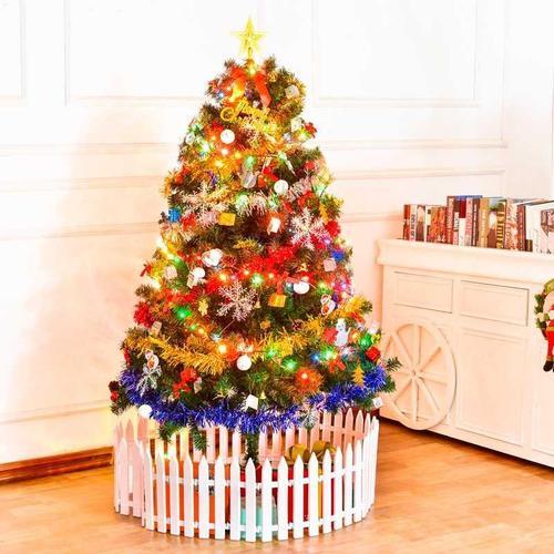 5米1.8米大型圣诞树套装圣诞节场景