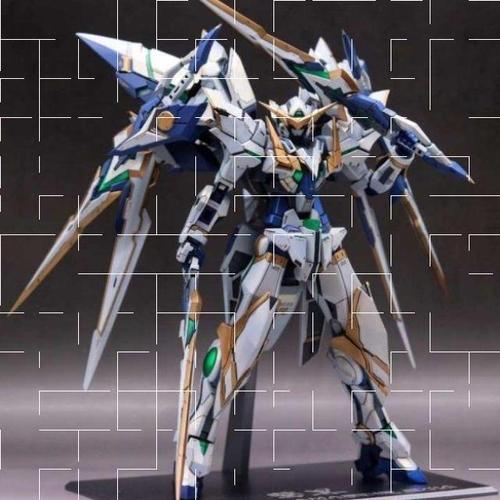 特价2盒高达模型独角兽自由沙扎比能天使强袭高达拼装
