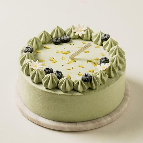 抹茶蜜豆蛋糕(ahl)