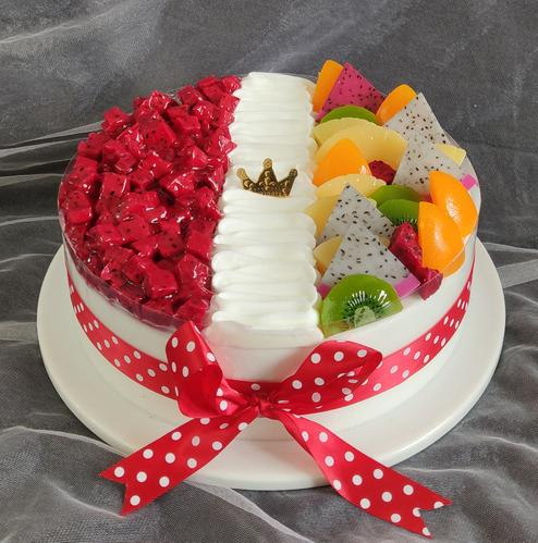 仿真水果蛋糕模型生日网红蛋糕样品卡通蛋糕模型生日