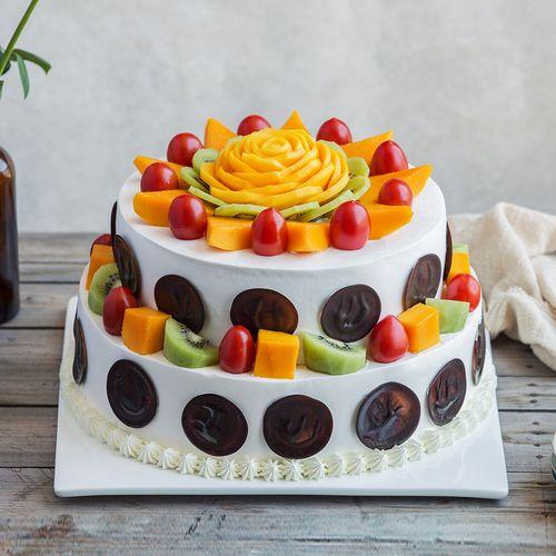 盛夏光年蛋糕6磅大蛋糕328元-适合21~25人份食用(新丰)