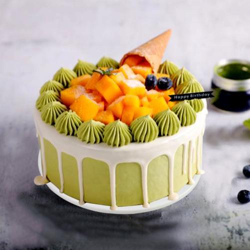 仿真塑胶蛋糕模型创意2020新款网红创意欧式水果生日