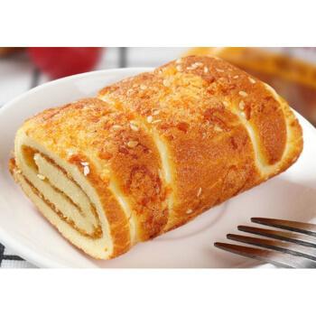 西式糕点面包肉松瑞士卷早餐蛋糕外出代餐休闲零食整箱 肉松瑞士卷五