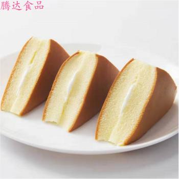 奶油三明治夹心三角小面包吐司切片面包早餐蛋糕 杜氏