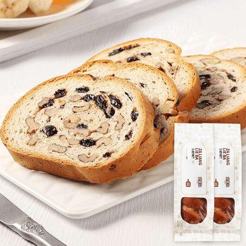 列巴面包500g果仁大列巴俄罗斯风味早餐粗粮 黑麦