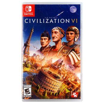 现货 任天堂switch ns游戏卡带  文明帝国6 civilization vi 中文