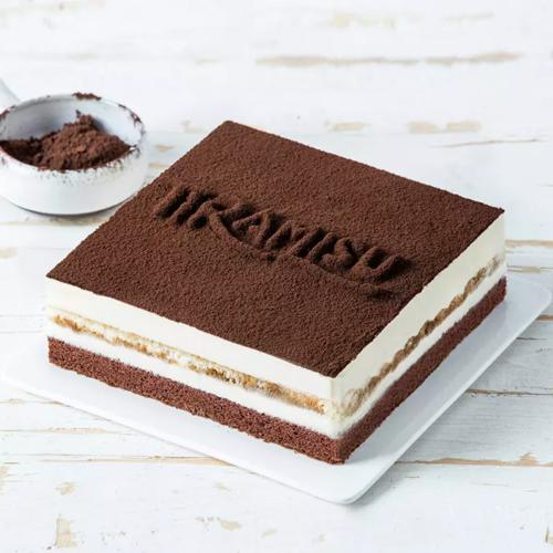 【限时折扣128元2磅】提拉米苏蛋糕-吃完舔手指的经典