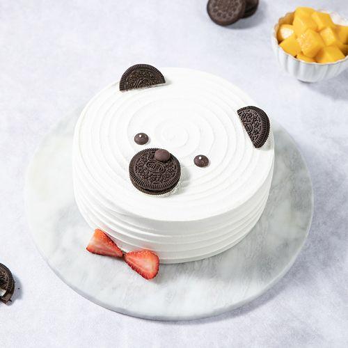 幸福小熊儿童蛋糕(桂林)