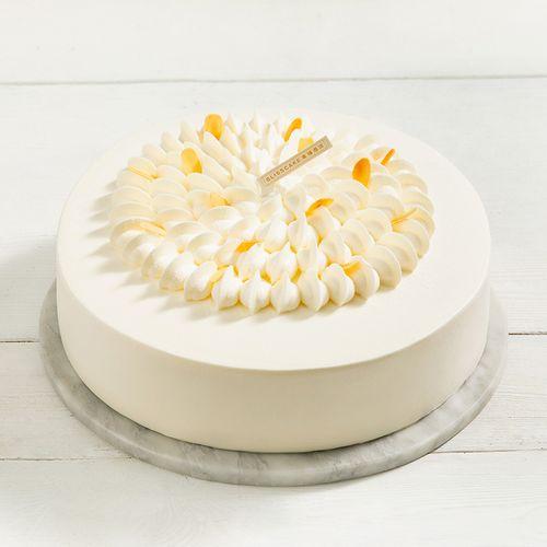 白色蛋糕(三门峡)