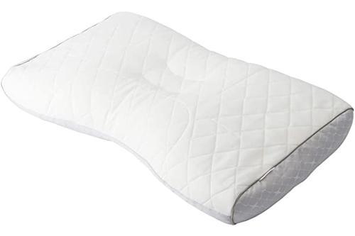 fuwarinu 棉枕 70x43cm 可洗 高度可调节 宽幅 柔软 细微思慕斯 高さ