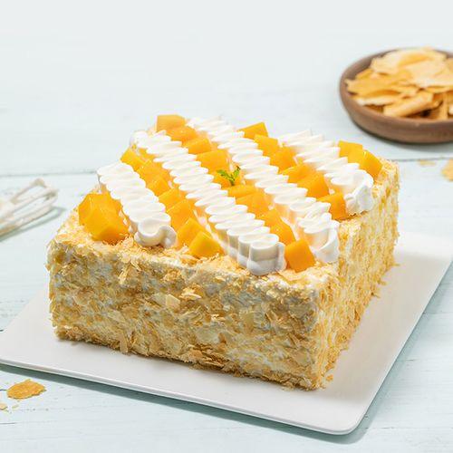 鲜芒拿破仑蛋糕(漳州)