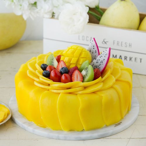 芒果公主蛋糕(吉安)