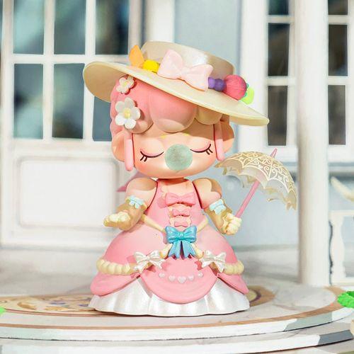 若来nanci囡茜盲盒甜甜下午茶手办娃娃儿童玩具摆件520礼物六一儿童节