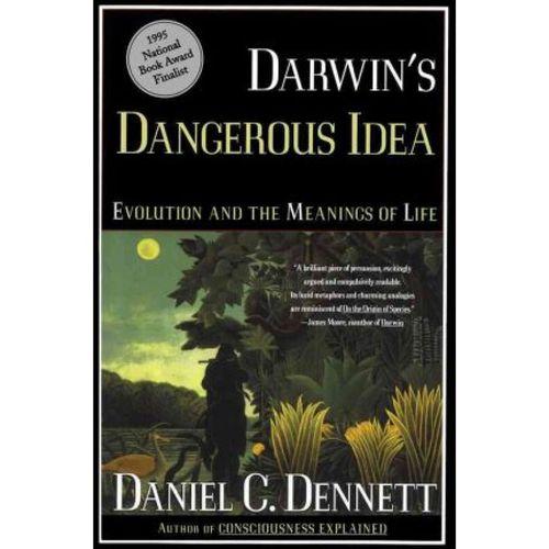 达尔文的危险思想 英文原版 darwin's dangerous idea