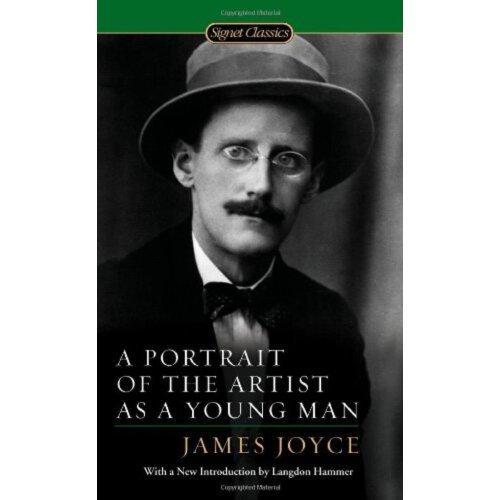 一个青年艺术家的肖像 a portrait of the artist as