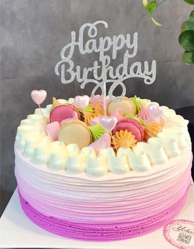 2018蛋糕模型 水果系列仿真生日蛋糕模型 水果蛋糕模具 塑胶模型