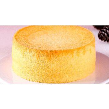 【严选好物】生日蛋糕胚子diy制作蛋糕抹茶戚风蛋糕胚