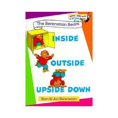 【预订】inside outside upside down