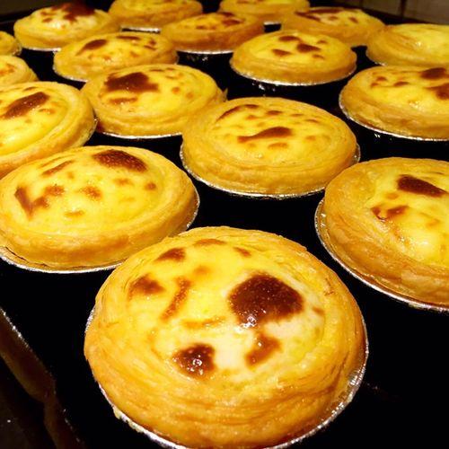 奥昆蛋挞皮207蛋挞液套餐家用自制葡式蛋挞液肯德基