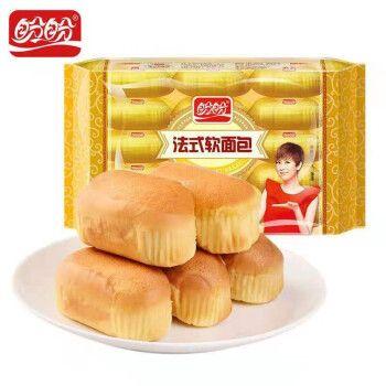 盼盼 奶香小软面包早餐零食休闲面包法式小面包代餐营养 法式软面包