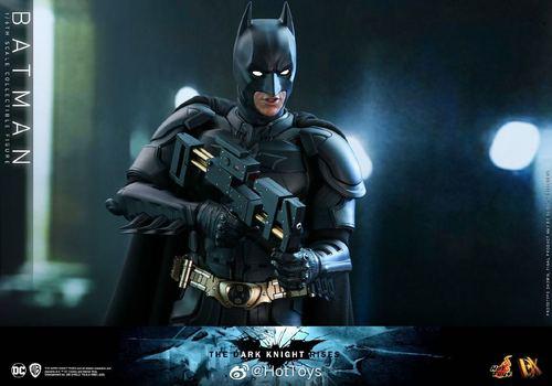 hottoys ht 蝙蝠侠 黑暗骑士崛起 batman dx19 珍藏