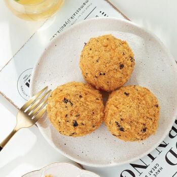 肉松小贝海苔烘焙蛋糕早餐糕点网红零食面包甜品休闲零食100g/袋 90枚