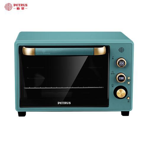 柏翠pe3030gr电烤箱家用小型32升多功能全自动智能私房烘焙迷你小蛋糕