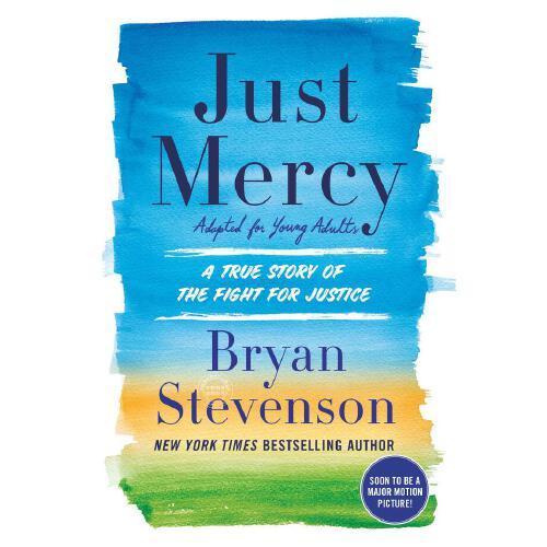 现货 现货 正义的慈悲 一个正义与救赎的故事 英文原版 just mercy: a