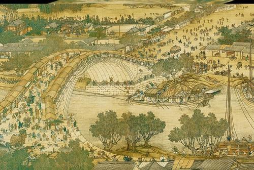 拼图清明上河图全图10000片木质1000片清院本成年解压