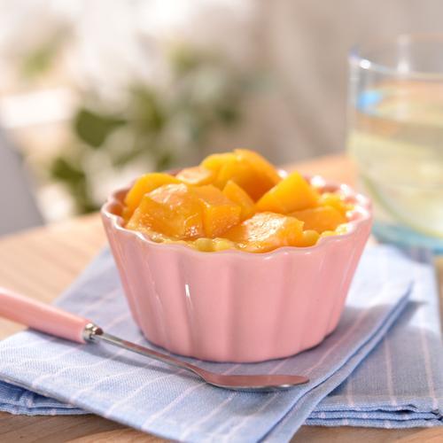 西餐厅马卡龙粉蓝色舒芙蕾陶瓷碗果冻布丁蛋糕烘焙