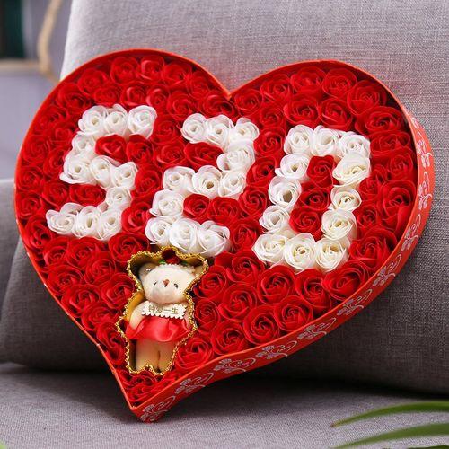 生日礼物快乐送女友送给女生朋友爱情的特别惊喜浪漫