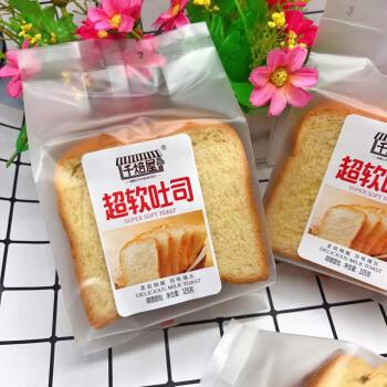 吐司超软吐司 切片面包吐司105g早餐代餐休闲零食糕点