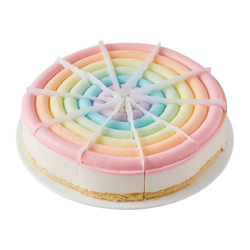 彩虹酸奶慕斯蛋糕1kg/盒