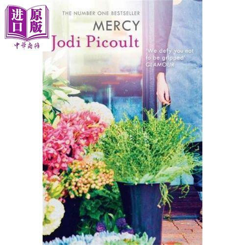 宽容 当爱远行 豆瓣阅读 英文原版 mercy jodi picoult