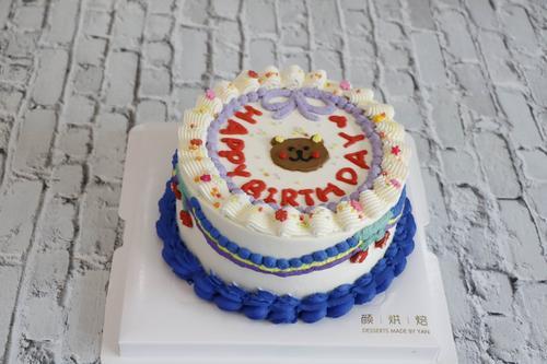 复古蛋糕-款式四