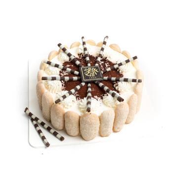 法派1855法式手工制作提拉米苏网红千层蛋糕奶油生日夹心蛋糕儿童老人
