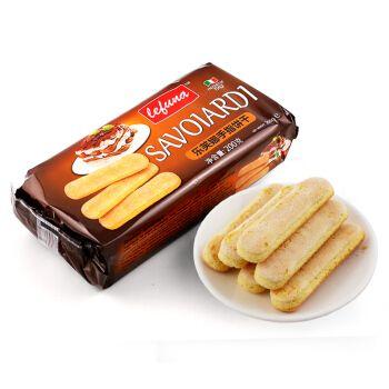 8元】乐芙娜手指饼干200g 提拉米苏蛋糕围边