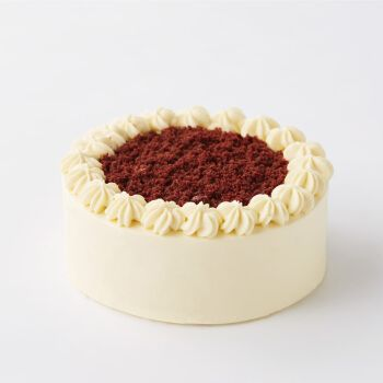 派悦坊 生日蛋糕大都会红丝绒 乳酪生日蛋糕芝士蛋糕