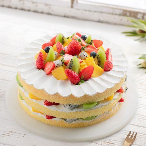 【会员158元起】鲜果嘉年华 蛋糕(福州)