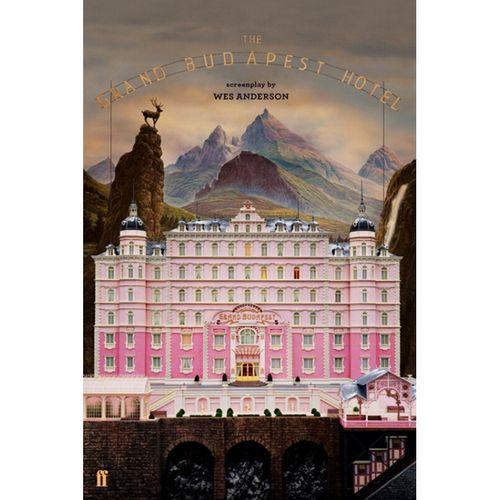 英文原版 the grand budapest hotel《布达佩斯大饭店
