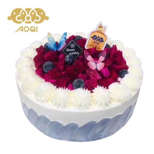 淡奶油蛋糕(8寸)